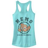 Women's: Finding Dory- Nemo Varsity Skjorter