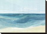 Spring Tides Toile tendue sur châssis par Rob Delamater