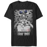 Pixar: Wall-E- Starry Eyes T-shirts