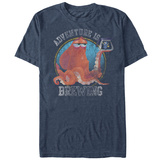 Finding Dory- Adventure Is Brewing T-shirts