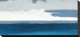 Ocean Horizon Toile tendue sur châssis par Rob Delamater