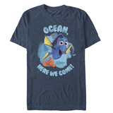 Finding Dory- Here We Come T-shirts