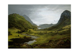 Thirlmere Giclee Print by John Glover