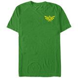 The Legend Of Zelda: Hyrule Crest Tshirts