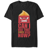 Inside Out- Can I Curse Now Shirts