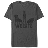 Pixar: Up- We Bite Distressed T-Shirts