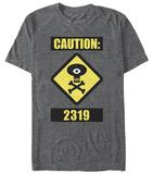 Pixar: Monsters Inc.- Code 2319 T-Shirt
