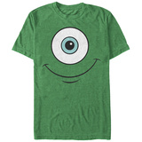 Pixar: Monsters University- Smiling Mike Wazowski T-Shirt