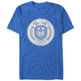 Pixar: Monsters University- School Crest T-skjorter