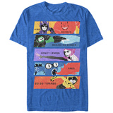 Big Hero 6- Heroic Introduction T-shirts