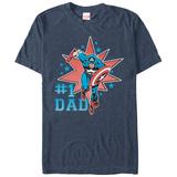 Captain America-  One Cap T-Shirt