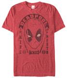 Deadpool- Merc Since Mcmcxi T-shirts