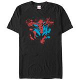 Spiderman- Graffiti Leap Vêtement