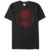 Spiderman- Spiderweb Badge Skjorte