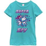 Young Girls: The Black Widow- Super Spy T-shirts
