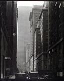 Vanderbilt, From E. 46th Street, Manhattan Giclée-Druck von Berenice Abbott
