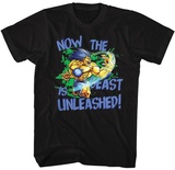 Street Fighter- Beast Unleashed T-Shirts