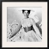 Mary Poppins, Julie Andrews, 1964 額入り写真プリント
