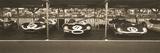 Jaguar D-Type / Tojeiro Impressão giclée por Ben Wood