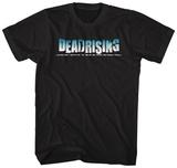 Dead Rising- Twilight Logo Magliette