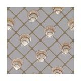 Scallop Shell Net Lámina giclée por Arnie Fisk
