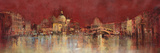 Venice At Night Posters af  Kemp
