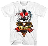 Street Fighter- Streetfighta T-Shirts