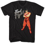 Final Fight- Stoic Guy T-Shirts