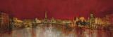 Paris At Night Posters af  Kemp