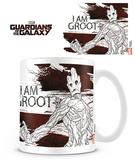 Guardians of the Galaxy - I Am Groot Mug Krus