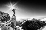 Life At the Top Fotografisk trykk av Marian Krivosik