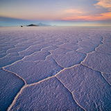 Salar De Uyuni Lámina fotográfica por Ignacio Palacios
