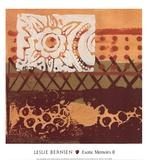 Exotic Memoirs II Pôsters por Leslie Bernsen