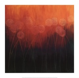 In Full Bloom II Art by Meritxell Ribera