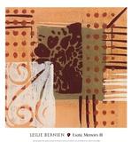 Exotic Memoirs III Arte por Leslie Bernsen