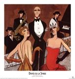 Dames du la Soiree Prints by Jeff Williams