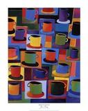 Java Time Kunstdrucke von Kathryn Fortson