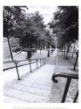 Escalier de Montmarte Prints by Jeff Cathrow