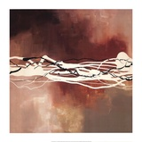 Copper Melody I Prints by Laurie Maitland