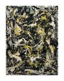 Number 5, 1950, 1950 Kunstdrucke von Jackson Pollock