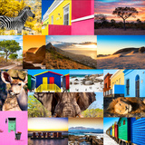 Awesome South Africa Collection Fotografie-Druck von Philippe Hugonnard
