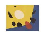 Uden titel, 1963 Kunst af Alexander Calder