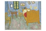 The Bedroom, 1889 Poster von Vincent van Gogh