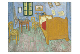 The Bedroom, 1889 Poster by Vincent van Gogh