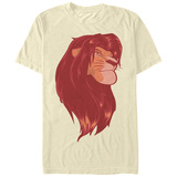 Disney: The Lion King- Sincere King T-Shirts