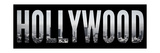 Hollywood Cityscape Poster by Emily Navas