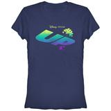Women's: Pixar: Up- Rising Logo T-shirts