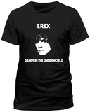 T-Rex- Dandy In The Underworld T-Shirts