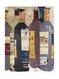 Red Wine Tasting II Premium Giclee Print by Samuel Dixon