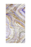 Amethyst & Gold I Prints by  Studio W
